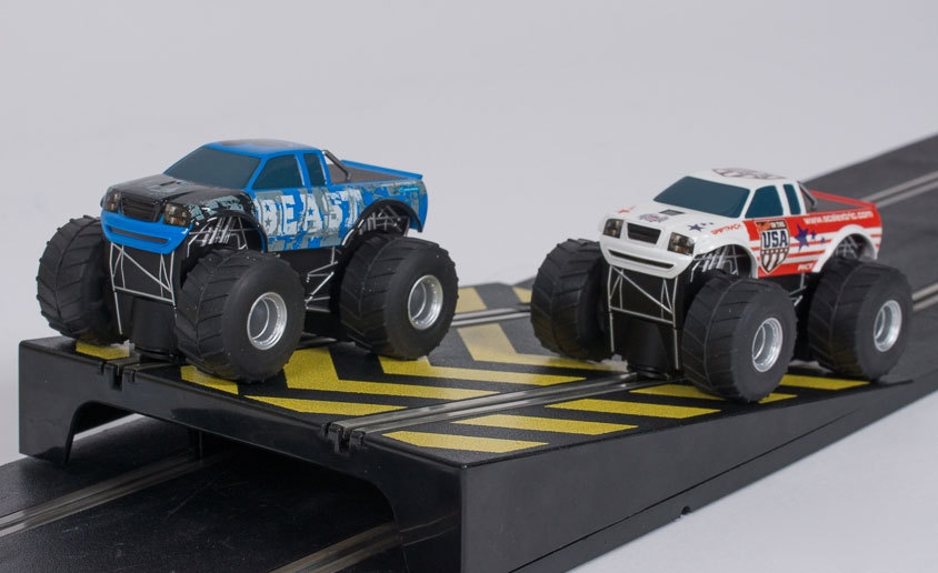 Autodráha Scalextric Monster Truck