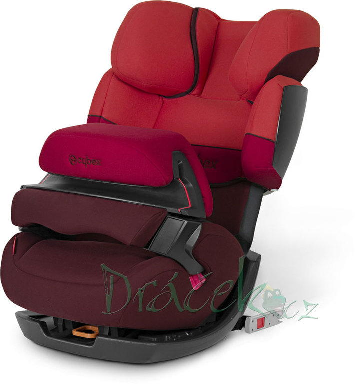 Cybex Pallas - Fix Chilli Peppers - red - doprava zdarma