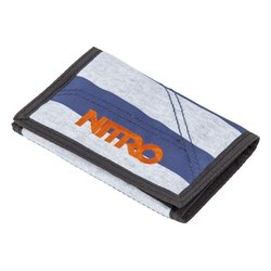 NITRO peněženka WALLET heather stripe