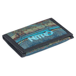 NITRO.18J peněženka WALLET frequency blue