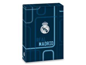 Box na sešity A4 Ars Una - Real Madrid Blue