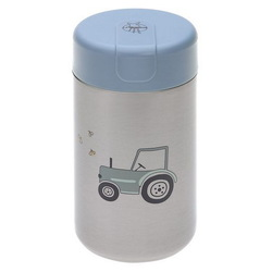 Lässig Food Jar Big 480ml Adventure Tractor