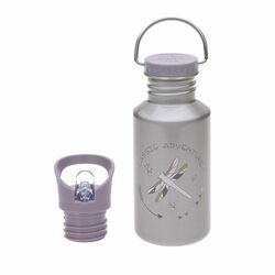 Dětská lahev Lässig Bottle Stainless Steel Adventure Dragonfly