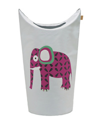 Koš na prádlo Laundry Bag Wildlife Elephant