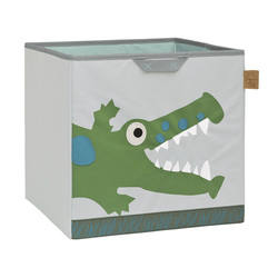 Box na hračky Toy Cube Storage Crocodile Granny