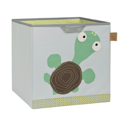 Box na hračky Toy Cube Storage Wildlife Turtle