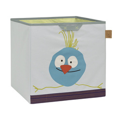Box na hračky Toy Cube Storage Wildlife Birdie