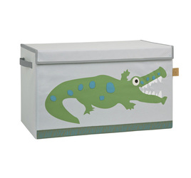 Box na hračky Toy Trunk Crocodile Granny