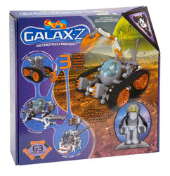 Stavebnice ZOOB GALAX-Z ASTROTECH ROVER P