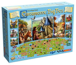 Carcassonne - Big Box