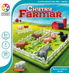 Mindok, Chytrý farmář - Smart Games