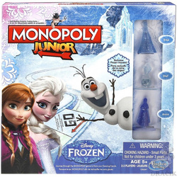 Hasbro, Monopoly junior Frozen
