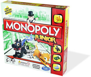 Hasbro, Monopoly junior