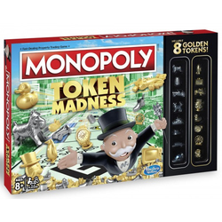 Hasbro, Monopoly Token Madness TV