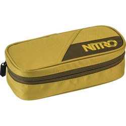 NITRO penál PENCIL CASE golden mud