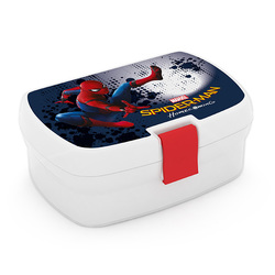 P+P Karton svačinový box Spiderman