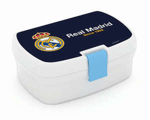 P+P karton box na svačinu Real Madrid
