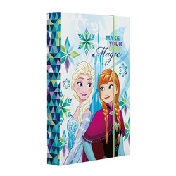 P+P Karton box na sešity A5 Frozen Magic