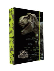 Box na sešity A4 Jumbo Jurassic World 2