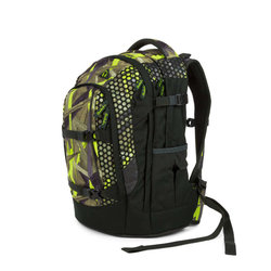 Studentský batoh Ergobag Satch Pack - Jungle Lazer
