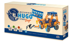 Vista, Mechanik HUGO - Bagr