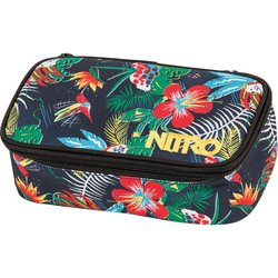 NITRO penál PENCIL CASE XL paradise