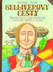 Gulliverovy cesty - Jonathan Swift