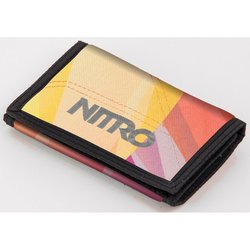 NITRO peněženka WALLET abstract