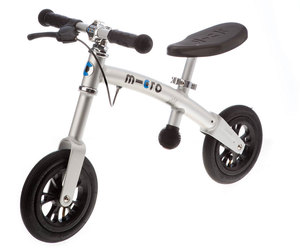Odrážedlo Micro G-Bike+ AIR Wheels