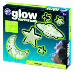 Kreativní sada GlowStars Glow Superstars